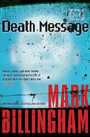 Book Cover for DEATH MESSAGE