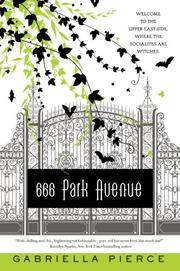 Book Cover for 666 PARK AVENUE
