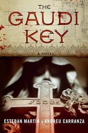 Book Cover for THE GAUDI KEY