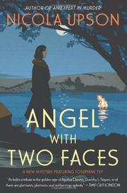 ANGEL WITH TWO FACES by Nicola Upson