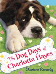 Cover art for THE DOG DAYS OF CHARLOTTE HAYES