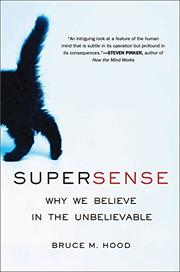 SUPERSENSE by Bruce Hood