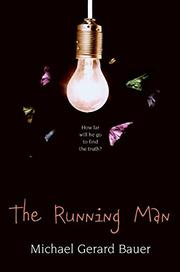 Cover art for THE RUNNING MAN