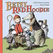 Book Cover for BETSY RED HOODIE