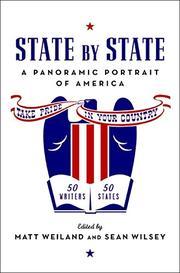 STATE BY STATE by Matt Weiland