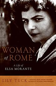 Cover art for WOMAN OF ROME