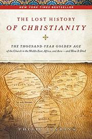 Cover art for THE LOST HISTORY OF CHRISTIANITY