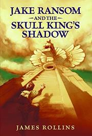 Cover art for JAKE RANSOM AND THE SKULL KING'S SHADOW