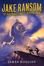 Cover art for JAKE RANSOM AND THE HOWLING SPHINX