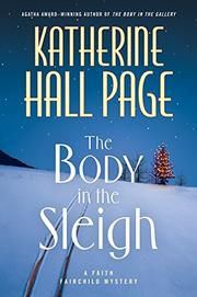 Cover art for THE BODY IN THE SLEIGH
