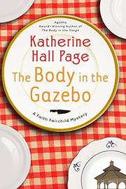 Cover art for THE BODY IN THE GAZEBO