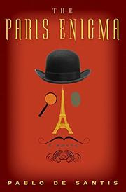Cover art for THE PARIS ENIGMA