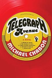 Book Cover for TELEGRAPH AVENUE