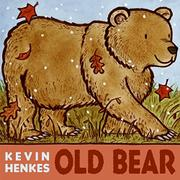Cover art for OLD BEAR