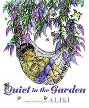 Book Cover for QUIET IN THE GARDEN
