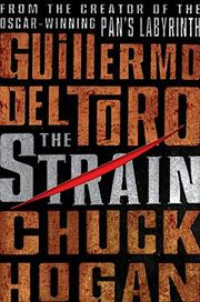 Book Cover for THE STRAIN