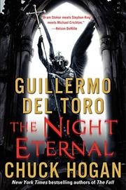 Cover art for THE NIGHT ETERNAL