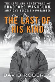 THE LAST OF HIS KIND by David Roberts