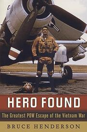 HERO FOUND by Bruce Henderson
