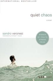 Cover art for QUIET CHAOS