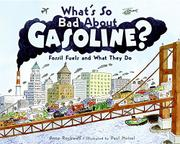 Cover art for WHAT'S SO BAD ABOUT GASOLINE?