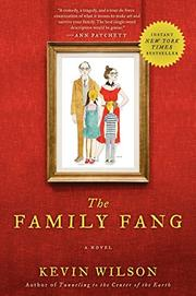 Cover art for THE FAMILY FANG