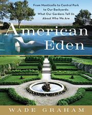 Book Cover for AMERICAN EDEN