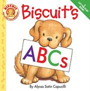 Book Cover for BISCUIT'S ABCS