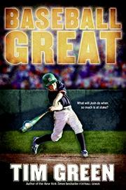 Cover art for BASEBALL GREAT