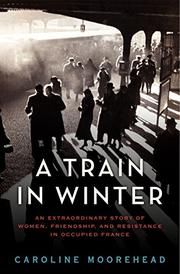 Book Cover for A TRAIN IN WINTER