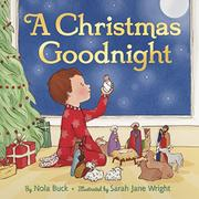 Cover art for A CHRISTMAS GOODNIGHT