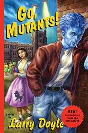 Book Cover for GO, MUTANTS!