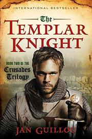 Book Cover for THE TEMPLAR KNIGHT