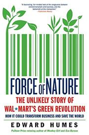 Cover art for FORCE OF NATURE