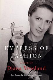 Cover art for EMPRESS OF FASHION