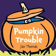 Book Cover for PUMPKIN TROUBLE