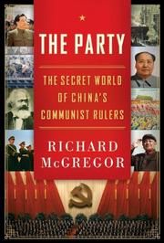 THE PARTY by Richard McGregor