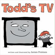 Book Cover for TODD'S TV