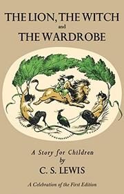 Cover art for THE LION, THE WITCH AND THE WARDROBE