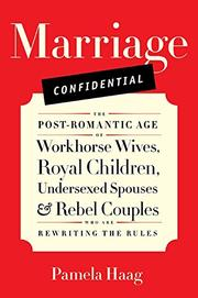 Cover art for MARRIAGE CONFIDENTIAL