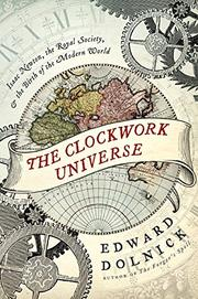 Cover art for THE CLOCKWORK UNIVERSE