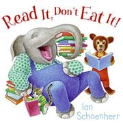Cover art for READ IT, DON'T EAT IT!