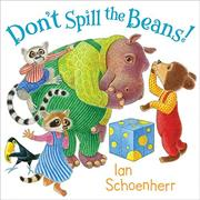 Book Cover for DON'T SPILL THE BEANS!