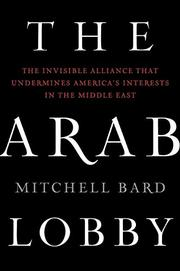 Cover art for THE ARAB LOBBY