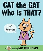 Cover art for CAT THE CAT, WHO IS THAT?