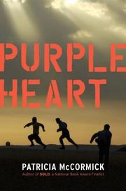 Cover art for PURPLE HEART