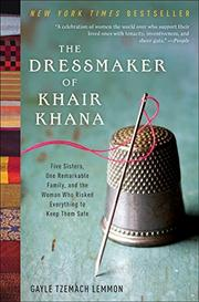 Cover art for THE DRESSMAKER OF KHAIR KHANA