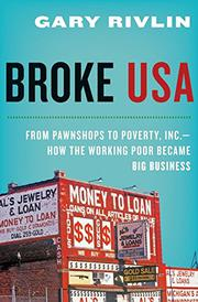 Cover art for BROKE, USA