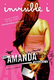 THE AMANDA PROJECT by Stella Lennon