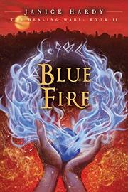 Cover art for BLUE FIRE